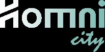 Logo blanc Homnicity